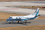 Japan Coast Guard ,Saab 340B-Plus SAR-200 ,JA954A - MA954 ,Kansai Airport (16810256595).jpg