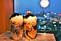 Japanese Wedding Love Doll with Sunset scene by Trisorn Triboon 01.jpg