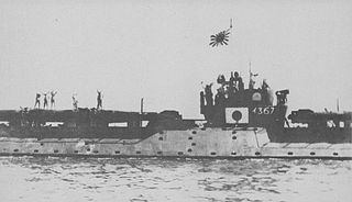 Japanese submarine <i>I-367</i>