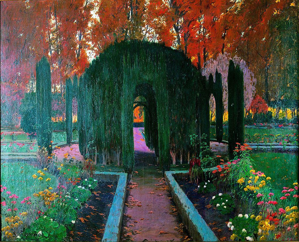 Jardin de Aranjuez - Santiago Rusiñol.jpg