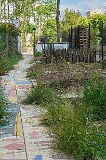 Jardin communautaire wikip dia - Deco jardin chaussee de waterloo tours ...