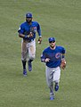 Jason Heyward and Ben Zobrist.jpg