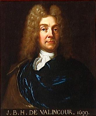 Jean-Baptiste-Henri de Valincour - Portrait of Jean-Baptiste-Henri du Trousset de Valincourt
