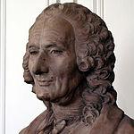 Buste par J.-J. CaffieriMusée des Beaux-Arts de Dijon