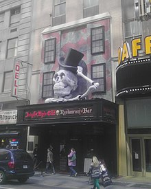 Dr Jekyll And Mr Hyde Restaurant New York