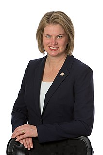 Jennifer Rice Canadian politician