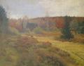 Jens Birkholm - Efterårslandskab - 1903.png