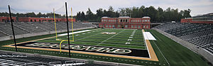 Jerry Richardson - Jerry Richardson Stadium at the University of North Carolina at Charlotte