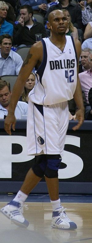 Jerry Stackhouse - Stackhouse with the Mavericks in 2008