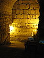 Jerusalem Tunnel Tour next to the Western Wall (4160031016).jpg