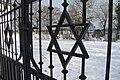Jewish cemetery in Pisek in winter (7).JPG