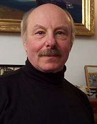 James Howard Kunstler and paintings