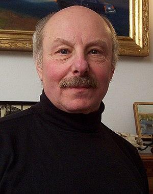 James Howard Kunstler - Kunstler in December 2007