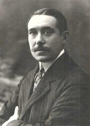 Joaquín Turina - Turina in 1914