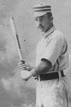 Joe Strauss - Image: Joe Strauss 1889 Omaha