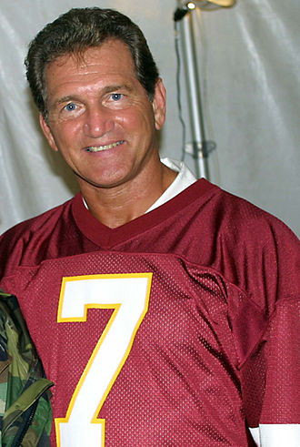 Joe Theismann - Theismann in September 2003