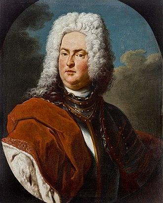 House of Liechtenstein - Image: Johann Adam Andreas v Liechtenstein