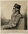 Johann Friedrich Blumenbach. Etching by L.E. Grimm, 1823. Wellcome V0000604.jpg