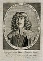 Johann Konrad Schaeffer, wearing a lace collar. Line engravi Wellcome V0005266.jpg