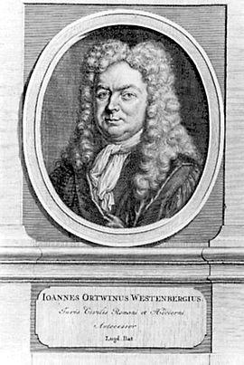 Johann Ortwin Westenberg