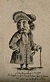 Johann Worrenburg, a dwarf, aged 38. Etching, 1688. Wellcome V0007313EL.jpg