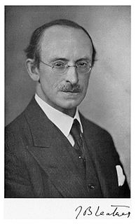 John Beresford Leathes physiologist and biochemist