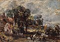 "John Constable - Sketch for ""The Haywain"" - Google Art Project.jpg"