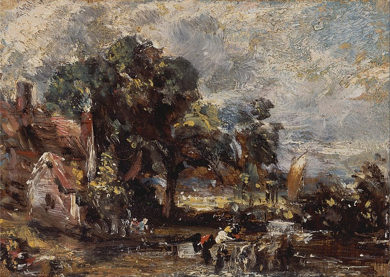 Famous Constable Paintings