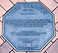 John Hamilton memorial plaque in Dunedin.jpg