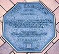 John Hamilton memorial plaque in Dunedin.jpg