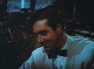 Week-End in Havana - Image: John Payne in Week End in Havana, 1941