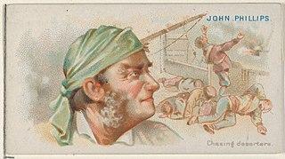 John Phillips (pirate) English pirate captain