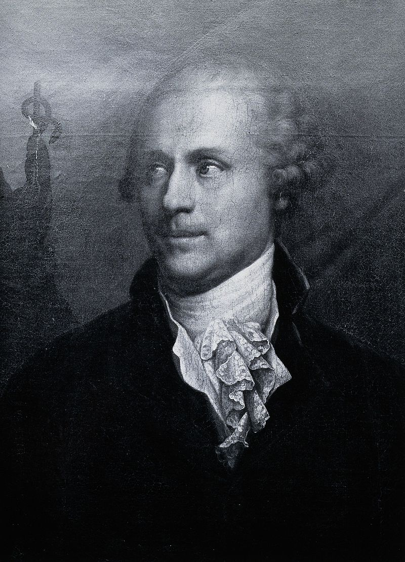 John Rogerson. Photograph after a painting. Wellcome V0027092.jpg