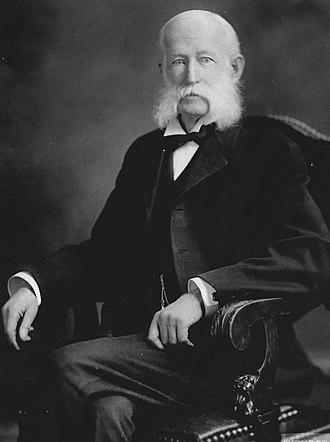 John W. Foster - Image: John W. Foster, U.S. Secretary of State