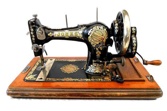 Jones Sewing Machine Company Wikiwand Best Jones Sewing Machine