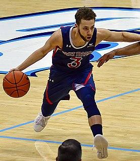 Jordan Ford American basketball player