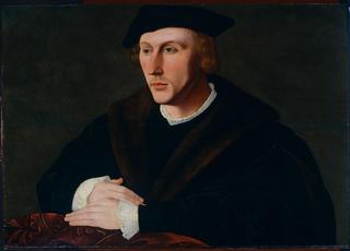 Portrait of Joris van Egmond