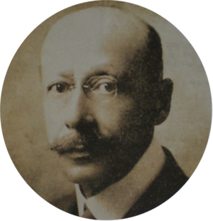 José Gil Fortoul - José Gil Fortil in 1909