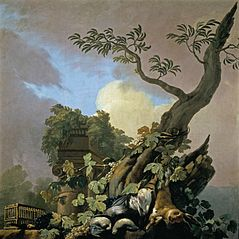 Still-Life with Game Birds and a Hare