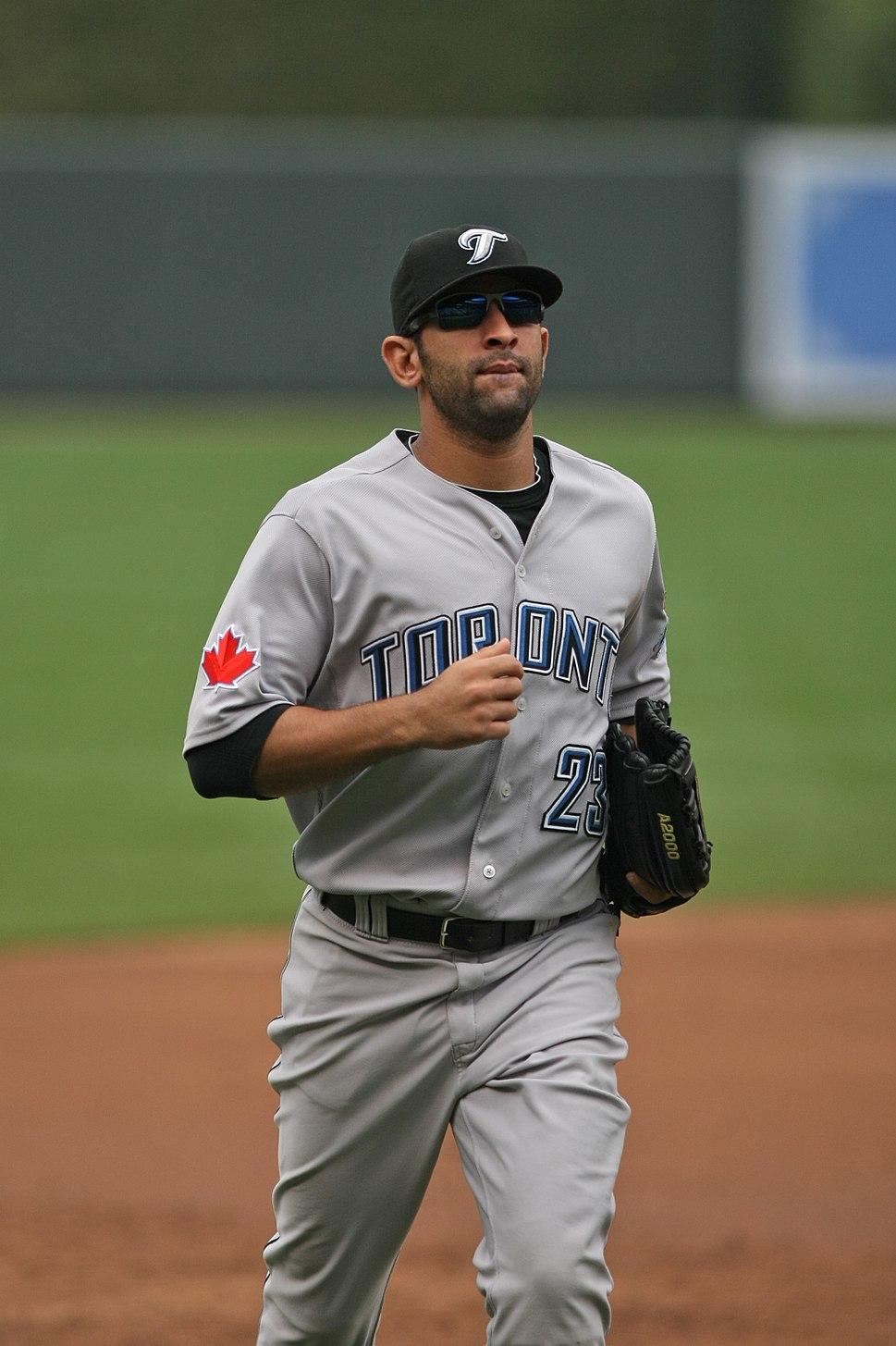 Jose Bautista in 2009