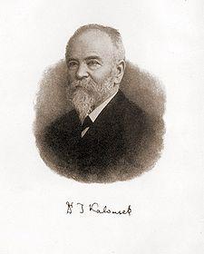 Profesor PhDr. Josef Kalousek