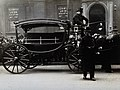 Joseph Lister's hearse. Photograph by Topical Press agency. Wellcome V0027889.jpg