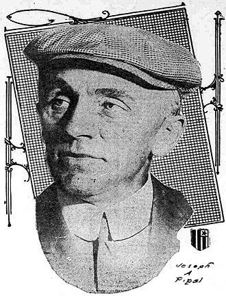 Joseph Pipal - Image: Joseph Pipal 1918