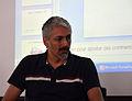 Journée Wikipédia, objet scientifique 2013Alexandre Hocquet.JPG