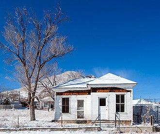 Judge W.A. Sawle House - Image: Judge W A Sawle House