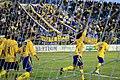 Jugadores del Pelotas celebrando un gol.jpg