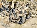 Jules Pascin - Figures on Beach, Coney Island - BF625 - Barnes Foundation.jpg