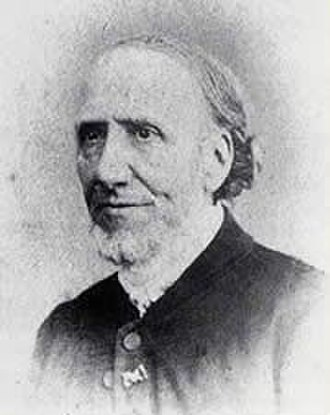 Jules Verreaux - Portrait from the 1860s
