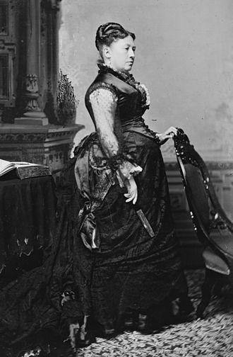 Julia Grant - Image: Julia Grant Brady Handy