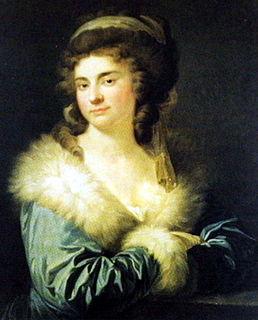 Julia Lubomirska Polish noble